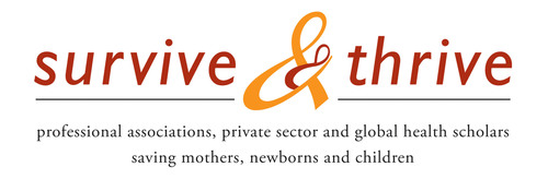 Survive and Thrive logo.  (PRNewsFoto/Survive and Thrive)