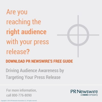 Driving Audience Awareness by Targeting Your Press Release: https://prn.to/2c8Mysb