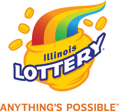 Illinois Lottery Logo.