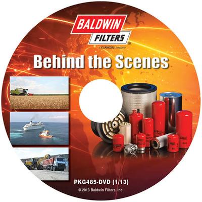 Baldwin Filters New Corporate Video Image.  (PRNewsFoto/Baldwin Filters)
