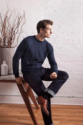 The ZACHARY PRELL + Naadam Cashmere Sweater