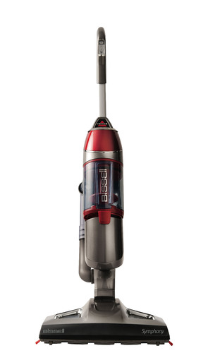 The BISSELL Symphony All-in-One Vacuum and Steam Mop will be available Sunday, Feb. 16 on HSN.  ...