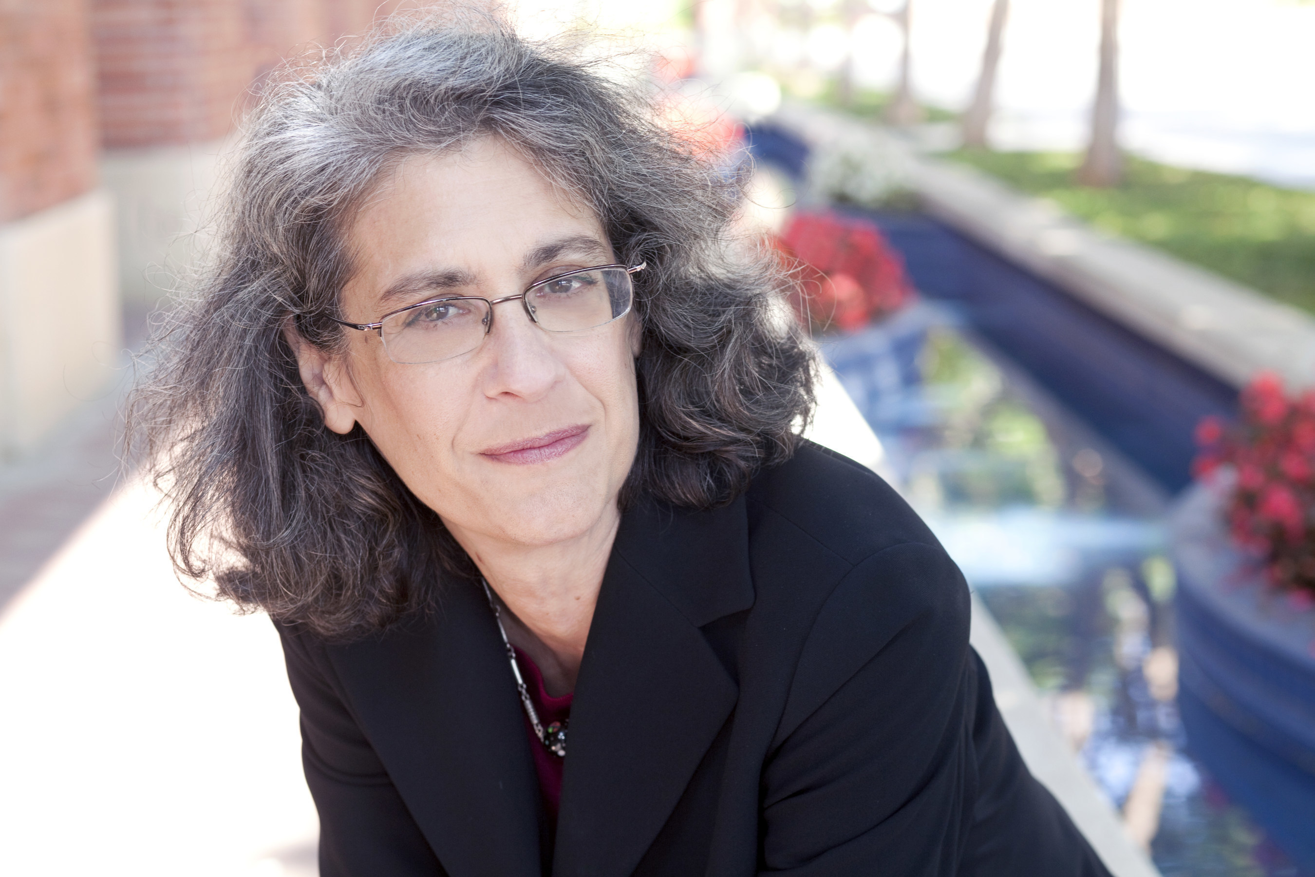 """Elyn Saks, USC law professor and MacArthur """"Genius Award"""" recipient, has battled schizophrenia for decades. She directs The Saks Institute for Mental Health Law, Policy and Ethics at USC Gould School of Law in Los Angeles."""