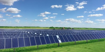 GameChange Solar Genius Tracker(TM) in Oklahoma - One of Five Systems Totaling 23 MW