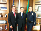 JM Eagle CEO donates $100,000 to help buy on-body cameras for LAPD officers