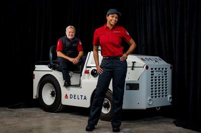 Delta Runway Reveal Below Wing Airport Customer Service vignette