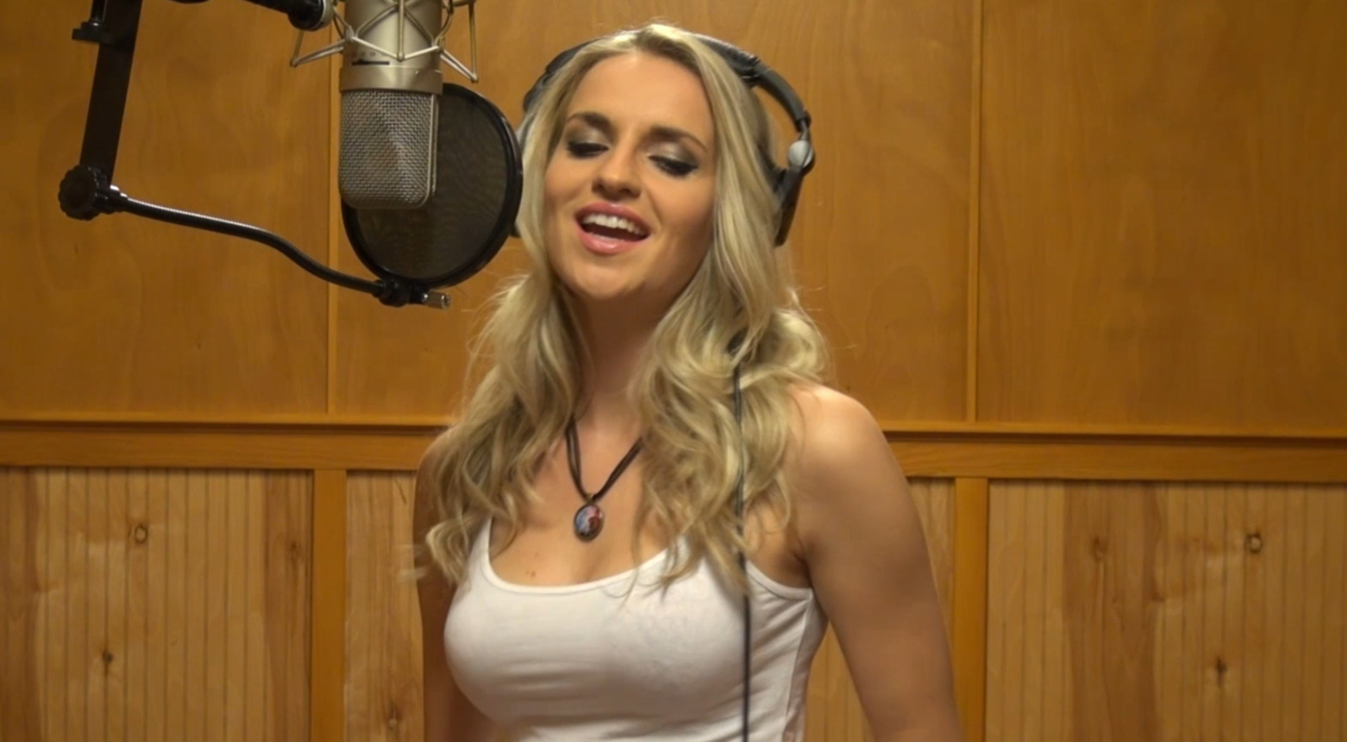 Gabriela Guncikova at Ken Tamplin Vocal Academy