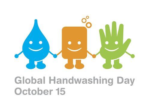 GLOBAL HANDWASHING DAY LOGO (PRNewsFoto/Procter _ Gamble)