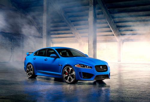 2014 Jaguar XFR-S Sedan Unveiled At The 2012 Los Angeles Auto Show