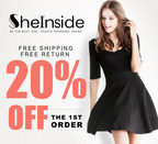 Sheinside Black Friday and Cyber Monday Sale: Fully Prepared to Kick Off