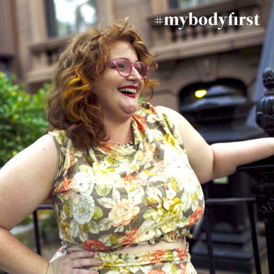 The #mybodyfirst campaign calls for an approach to shopping that celebrates and prioritizes women's actual bodies.
