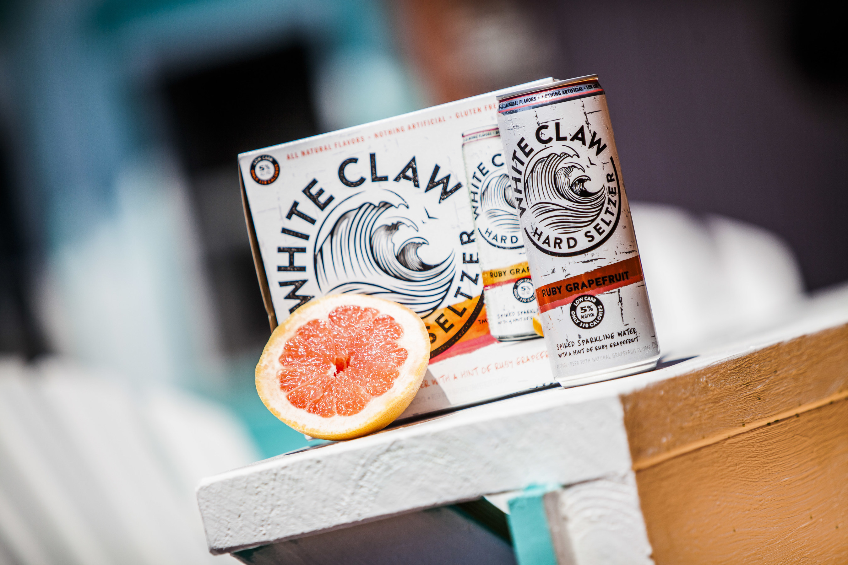 New White Claw Hard Seltzer Offers All-Natural Refreshment ...