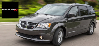The Canadian-built 2014 Dodge Grand Caravan sets the standard for minivan quality.  (PRNewsFoto/Airdrie Dodge)