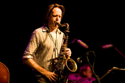 New York Jazz Workshop Co-founder tenor saxophonist Marc Mommaas, will lead the July 25-28 Jazz Improvisation Workshop.  (PRNewsFoto/New York Jazz Workshop)