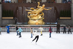 THE RINK AT ROCKEFELLER CENTER (PRNewsFoto/The Rink at Rockefeller Center)
