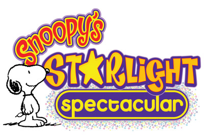 Snoopy's Starlight Spectacular opens May 28! Visit www.carowinds.com for more information.  (PRNewsFoto/Carowinds)