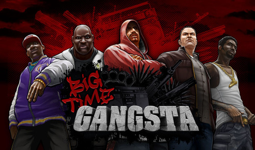 Glu Mobile Has Your City On Lock Down with New 'Big Time Gangsta' App for iPad, iPhone and iPod