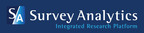 http://www.surveyanalytics.com LOGO. (PRNewsFoto/Survey Analytics)