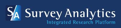 http://www.surveyanalytics.com LOGO. (PRNewsFoto/Survey Analytics)