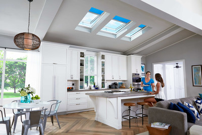 Sell or stay these home improvements pay off in the long for Remote control skylights