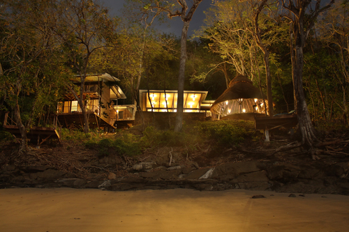 The Isla Palenque resort in Panama.  (PRNewsFoto/The Resort at Isla Palenque)