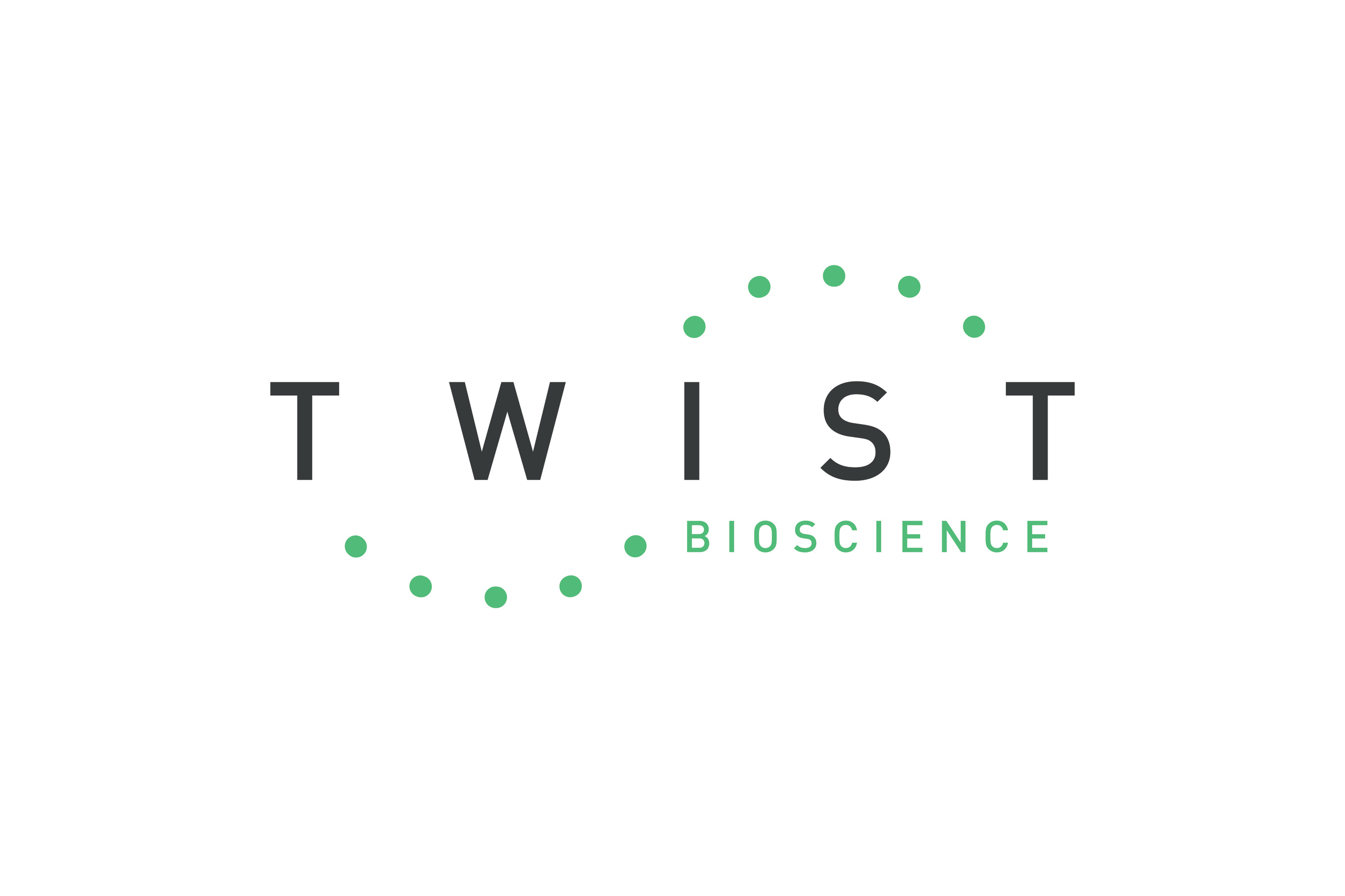 Twist Bioscience Logo (PRNewsFoto/Twist Bioscience)