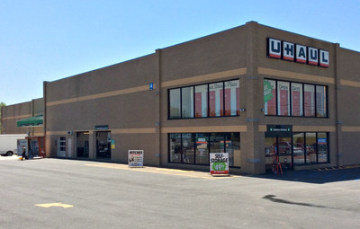 U Haul Will Hold A Grand Opening Event For Its Impressive New Brick Storage