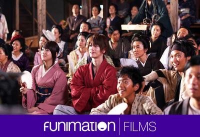 "Still from ""Rurouni Kenshin"" film trilogy. Courtesy of Funimation Films."