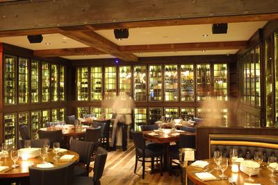 Arlington Club Interior by Melissa Hom.  (PRNewsFoto/Arlington Club)