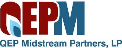 QEP Midstream Partners, LP logo.