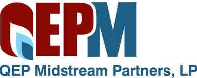 QEP Midstream Partners, LP logo.