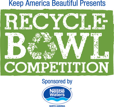 Keep America Beautiful Kicks Off Second Annual Recycle-Bowl Competition