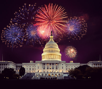 Tune in to PBS' 35th edition of A CAPITOL FOURTH Saturday, July 4 @ 8 pm ET