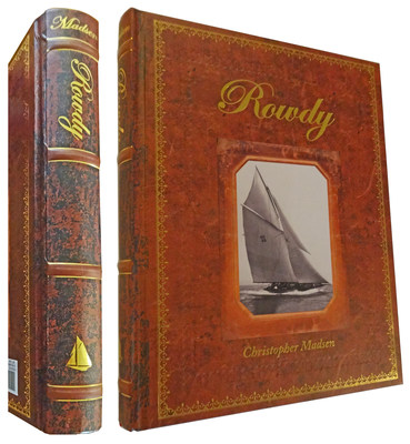 Rowdy by Christopher Madsen. This newly unveiled tale in American History has instantly become the recipient of numerous literary awards, five star reviews and high profile endorsements!