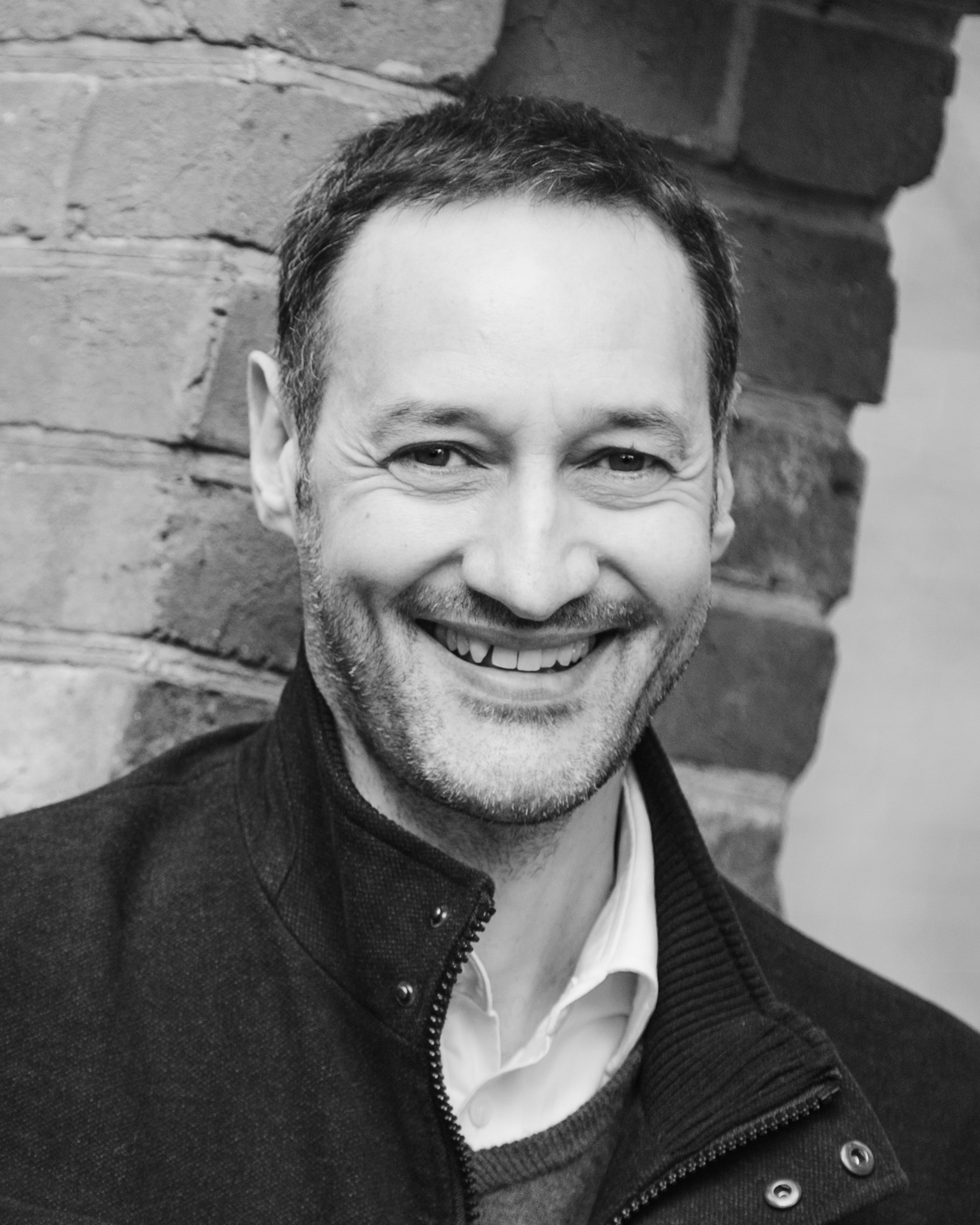 Author Emmanuel Oberg