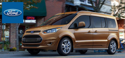 The 2014 Ford Transit Connect is available to Cincinnati-area drivers as either a passenger wagon or cargo van. (PRNewsFoto/Mike Castrucci of Alexandria)