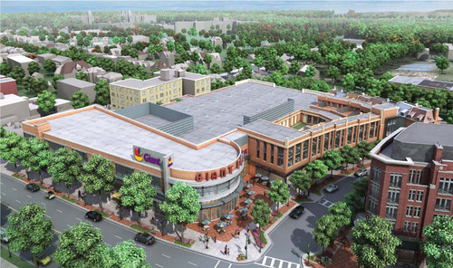 Giant Food Announces The Bozzuto Group as Development Partner for Cathedral Commons