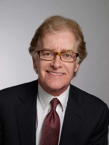Thomas L. Harrison, chairman emeritus, Diversified Agency Services (DAS), Omnicom Group.  (PRNewsFoto/Omnicom Group Inc.)