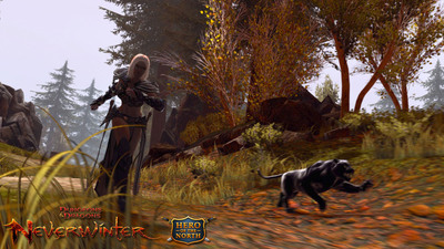 Neverwinter, free-to-play MMORPG  https://www.playneverwinter.com.