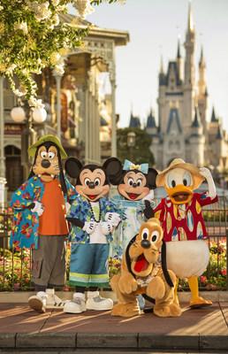 Coolest Summer Ever At Walt Disney World Resort Brings