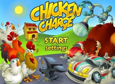 Chicken Charge has recently been released for iOS
