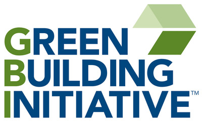 Green Building Initiative logo. (PRNewsFoto/Green Building Initiative) (PRNewsFoto/GREEN BUILDING INITIATIVE)