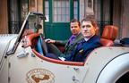 The Balvenie Brand Ambassadors Andrew Weir and Nicholas Pollacchi Prepare for the 2011 Roadshow.  (PRNewsFoto/The Balvenie, Tom Hayes)