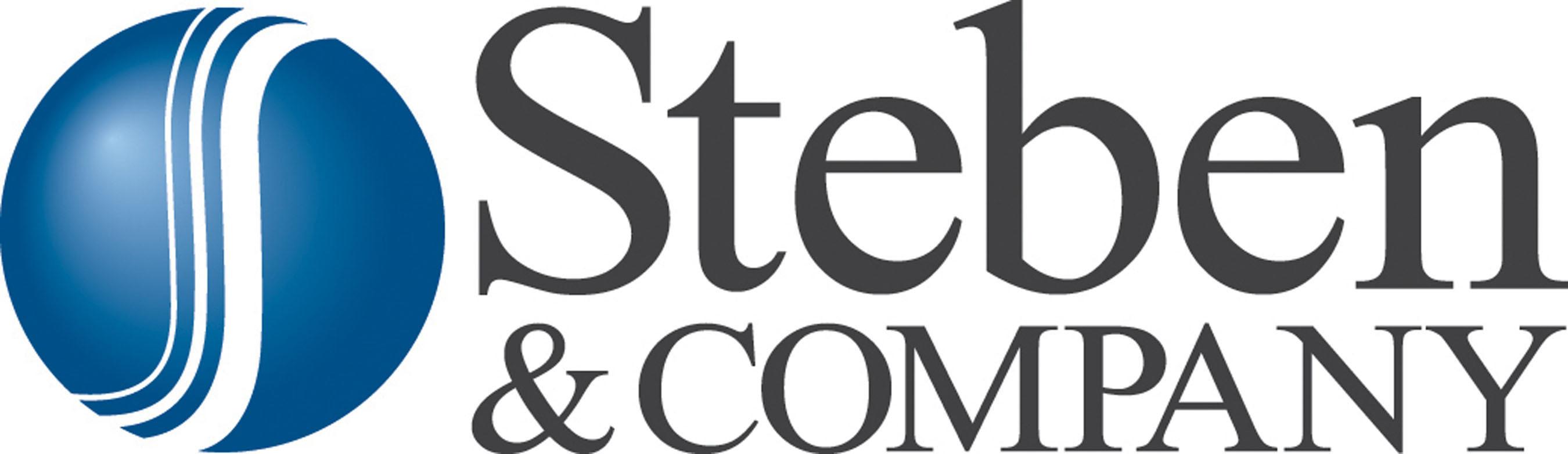 Steben & Company, Inc. logo.