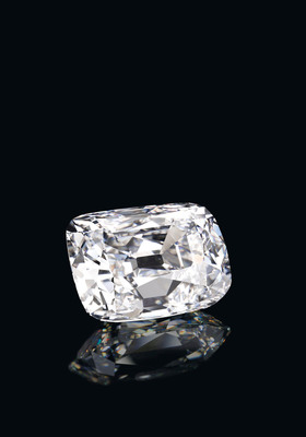 The Archduke Joseph Diamond.  (PRNewsFoto/Black, Starr & Frost)