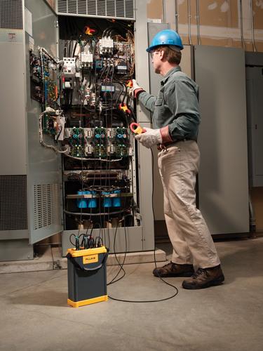 Fluke Corporation's Energy Resource Center helps facility managers identify energy-saving