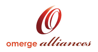 Omerge Alliances logo.  (PRNewsFoto/Omerge Alliances)