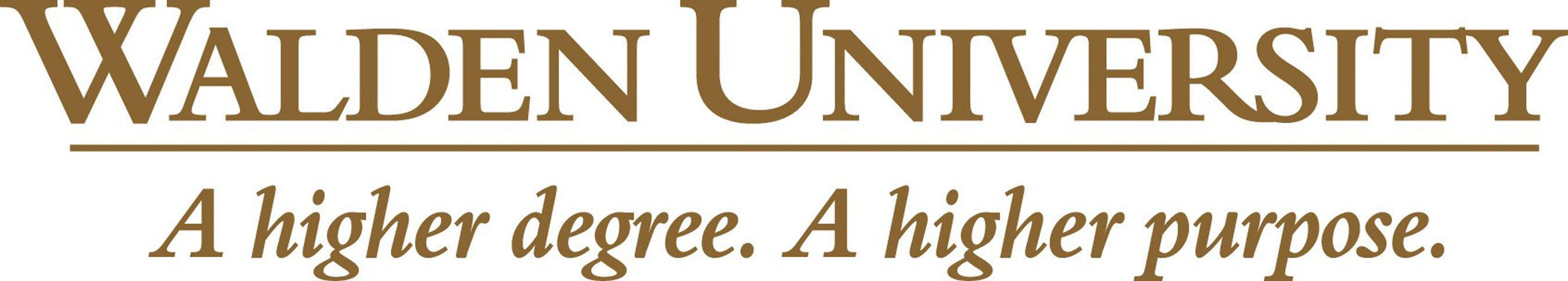 Walden University logo. (PRNewsFoto/Walden University) (PRNewsFoto/)