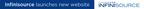 Infinisource website launch.  (PRNewsFoto/Infinisource)