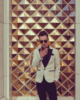 Panic! At The Disco Announces The Gospel Tour.  (PRNewsFoto/Live Nation Entertainment)
